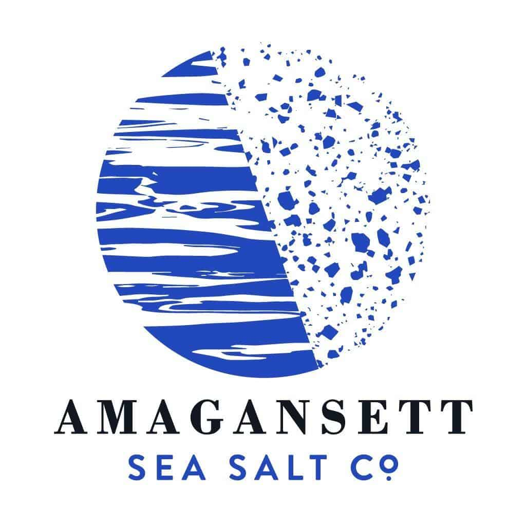 Amagansett Sea Salt logo.