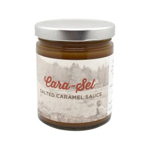 The Ardent Homesteader's Cara-sel caramel sauce.