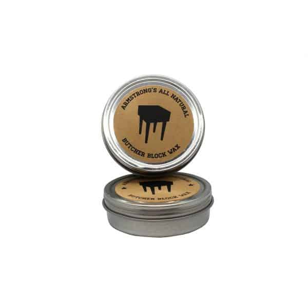 Armstrong's All Natural Butcher's Wax.