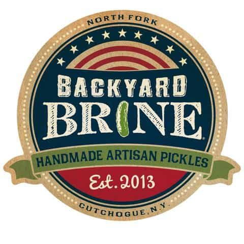 Backyard Brine logo.