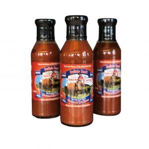 Buffalo Tom's Hot Sauce.