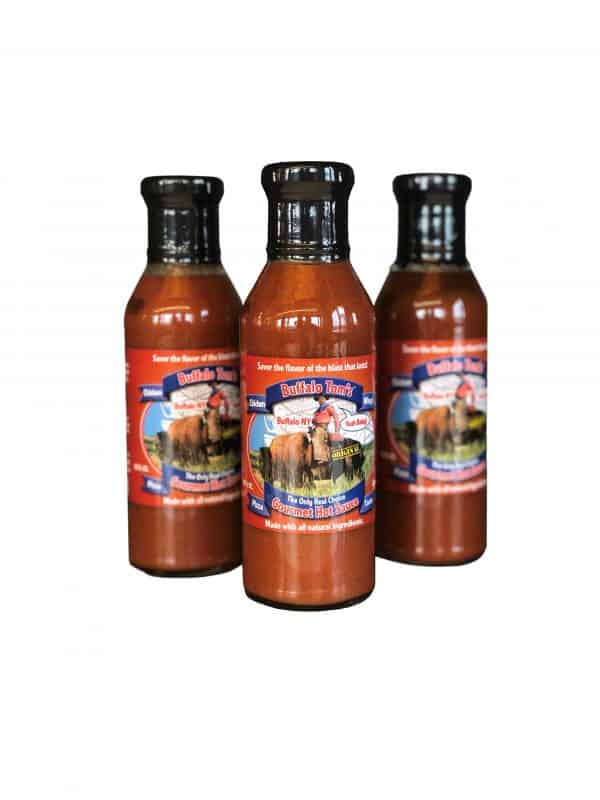Buffalo Tom's Hot Sauce.