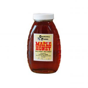 Churchill Farms Maple Honey.
