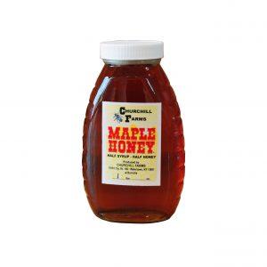 Churchill Farms Maple Honey.