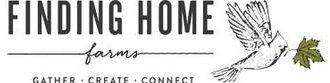 Finding Home Farms logo.