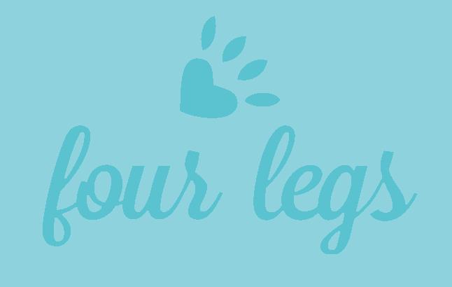 Four Legs Treats logo.