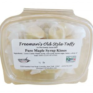 Freeman's Maple Taffy.