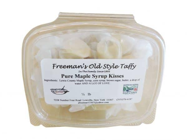 Freeman's Maple Taffy.