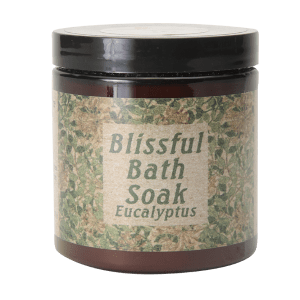 Hudson Valley Skin Care Bath Soak Eucalyptus.