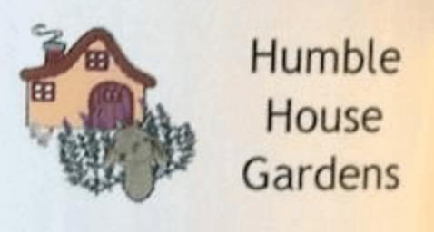 Humble House Gardens logo.