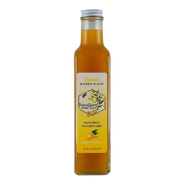 ImmuneSchein Classic Ginger Elixir.