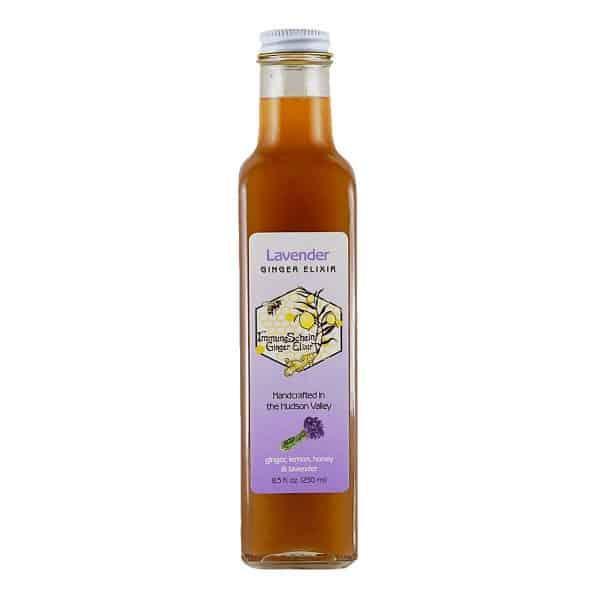 ImmuneSchein Lavender Ginger Elixir.