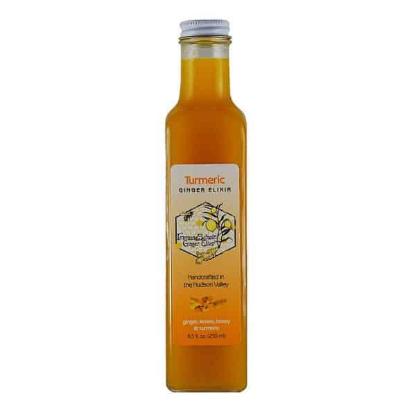 ImmuneSchein Turmeric Ginger Elixir.
