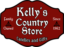 Kelly's Country Store logo.