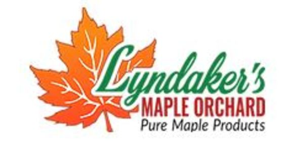 Lyndaker's Maple Orchard logo.