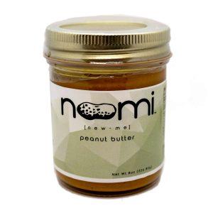 Noomi Peanut Butter.