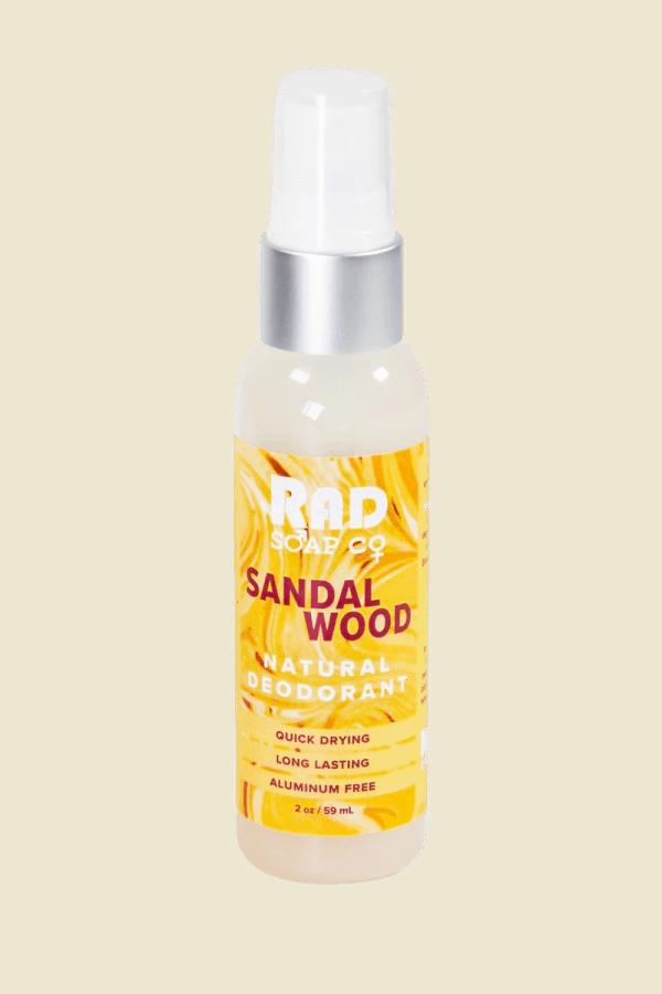 rad natural deodorant