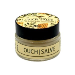 Rad Remedy Ouch Healing Salve.