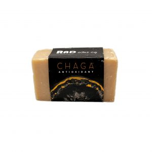 Rad Soap Chaga Antioxidant Bar Soap.