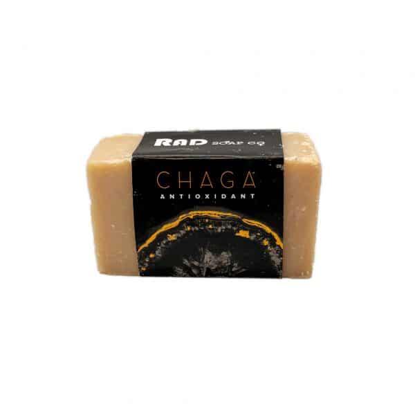 Rad Soap Chaga Antioxidant Bar Soap.