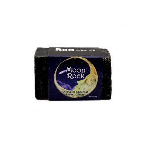 Rad Soap Moon Rock Soap.
