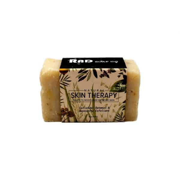 Rad Soap Skin Therapy Soap.