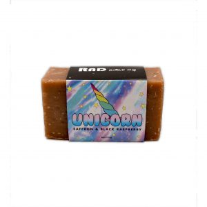 Rad Soap Unicorn Soap.