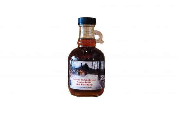 Bourbon Maple Syrup (250ml).