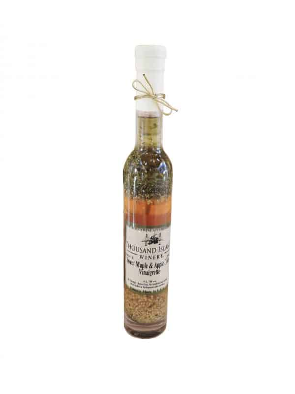 Thousand Island Sweet Maple & Apple Cider Vinaigrette.