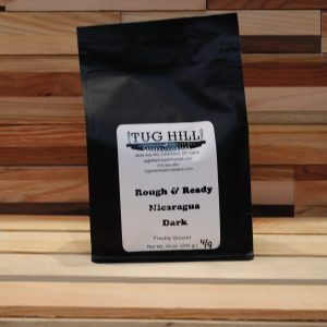Tug Hill Rough and Ready Coffee Blend.