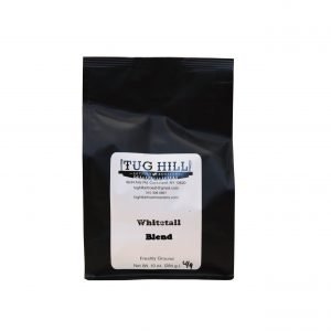 Tug Hill Whitetail Coffee Blend.