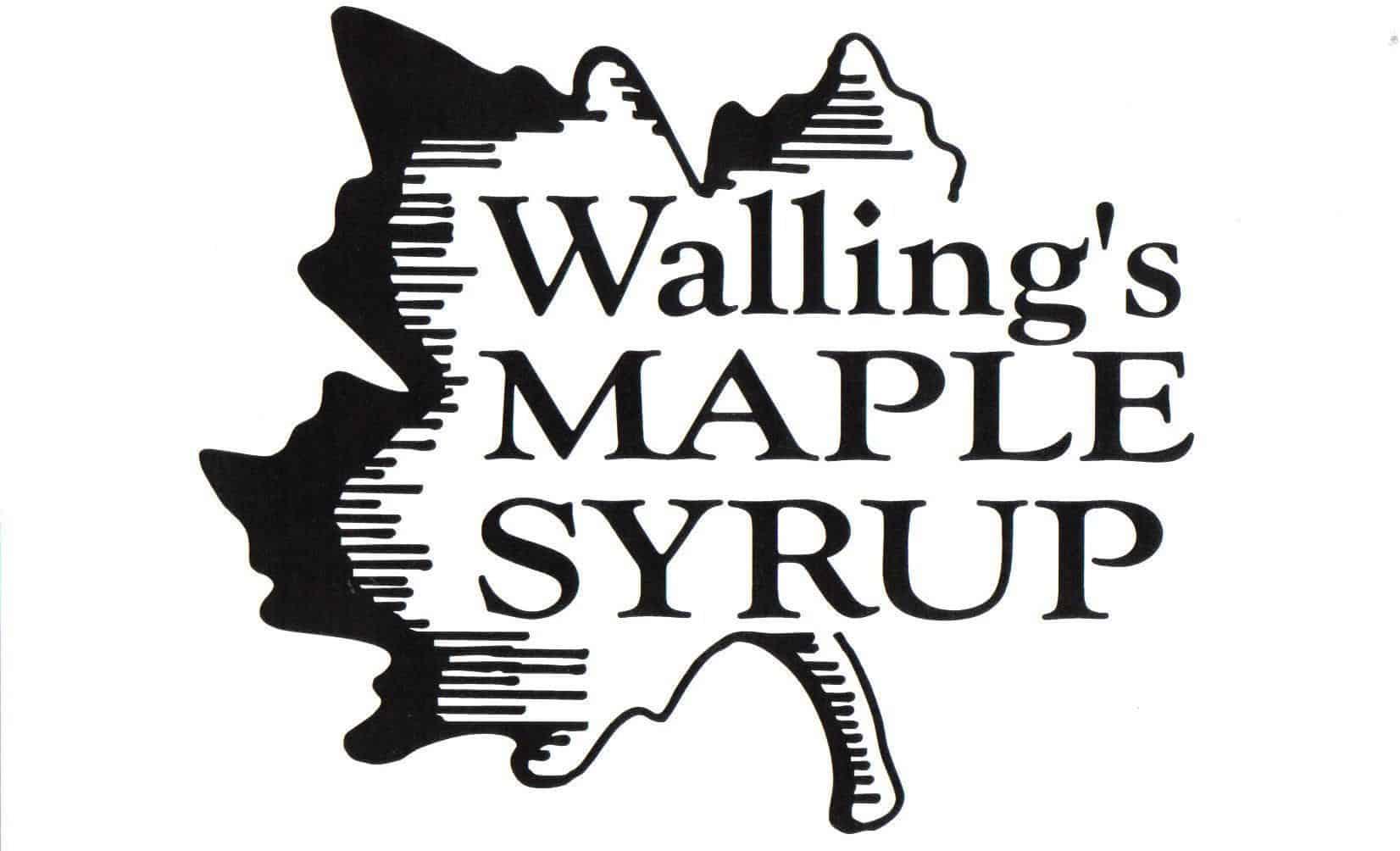 Walling's Organic logo.
