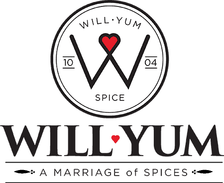 WillYum Spice Co. logo.