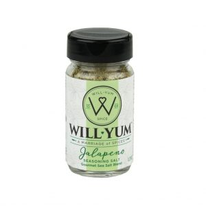WillYum Spice Jalapeno Seasoning Salt (1.7oz).