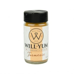 WillYum Spice Turmeric.