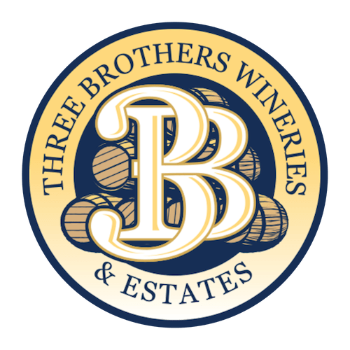 Three Brothers Winery logo.