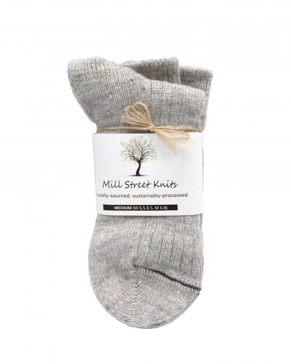 Battenkill Fibers - Socks (front).