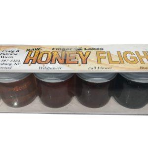 Waid's Apiaries honey flight.