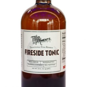 Food and Ferment's Fireside Tonic.