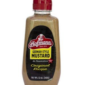 Hofmann German Style Mustard.