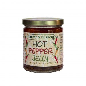 Hunter & Hilsberg hot pepper jelly.