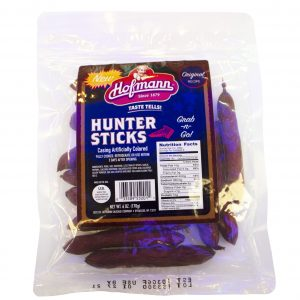 Hofmann Sausage Hunter Sticks.