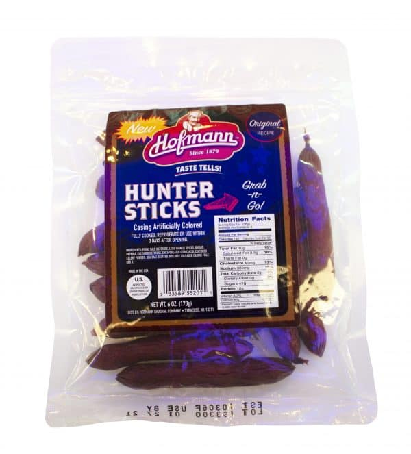 Hofmann Sausage Hunter Sticks.