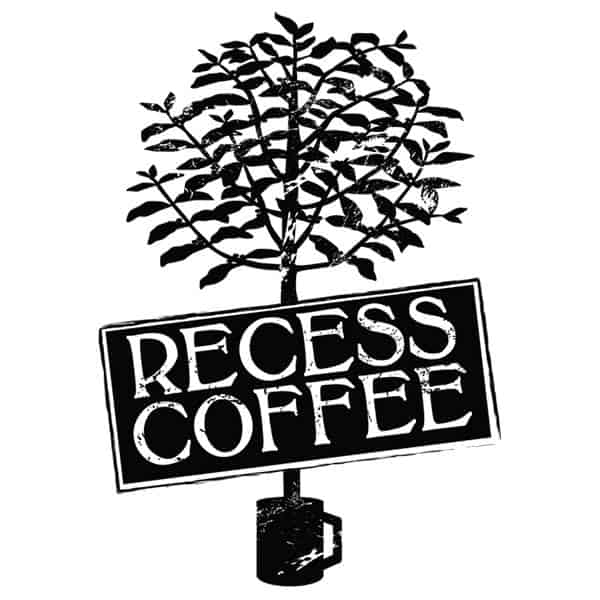 Recess Coffee logo.