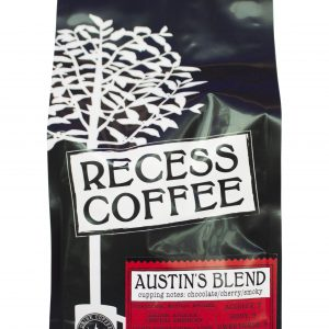 Austin's Blend Coffee.