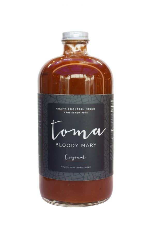 Toma Bloody Mary Mix.