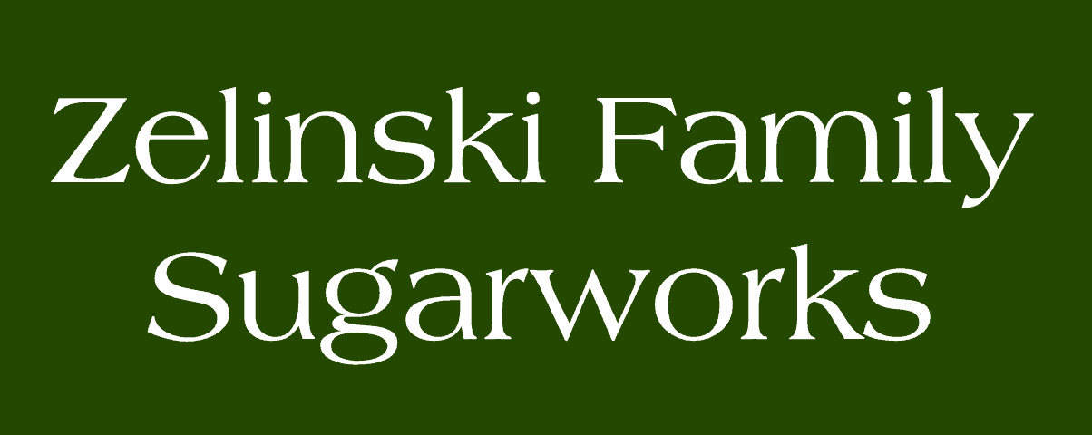 Zelinski Family Sugarworks logo.