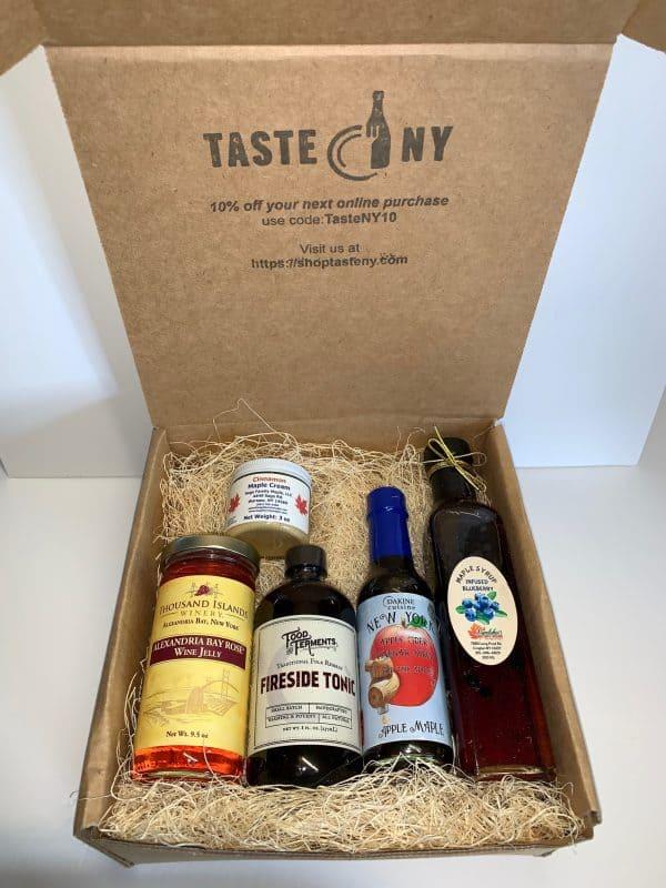TasteNY gift box.