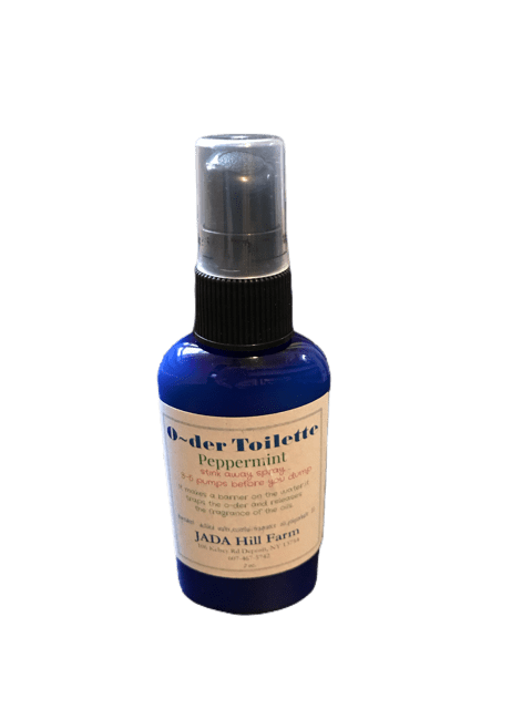 O-der Toilette Peppermint Spray