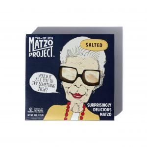 Salted Matzo